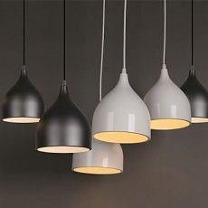 Contemporain Traditionnel Classique Rustique Vintage LED Métal Lampe suspendueSalle de séjour Chambre à coucher Salle à manger