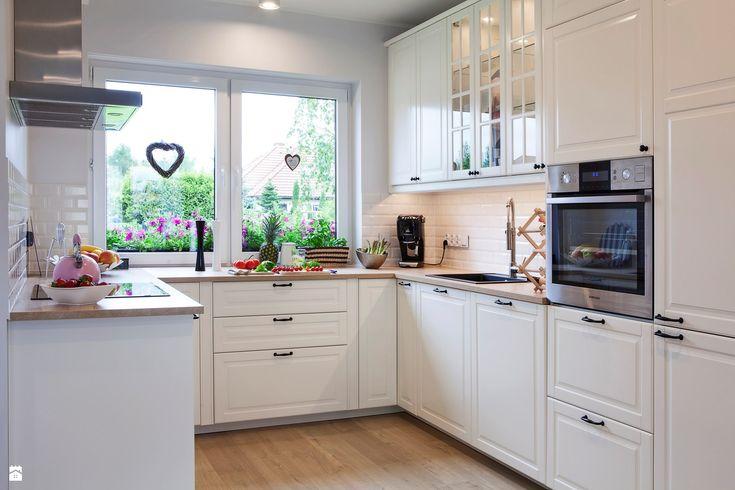 Kuchnia w stylu skandynawskim. - zdjęcie od Kwadraton - Kuchnia - Styl Skandynawski - Kwadraton
