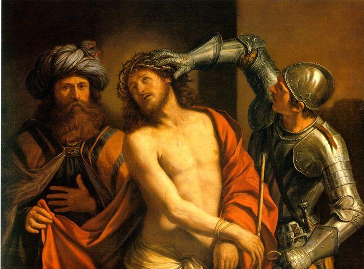 Ecco Homo, Guercino