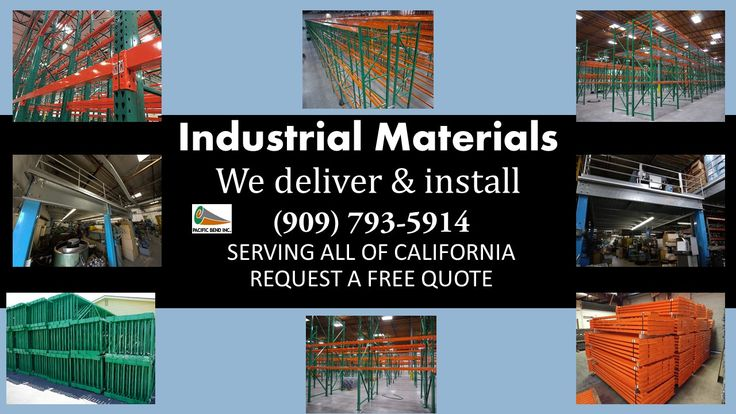We specialize in the removal, relocating and installation of pallet racking, mezzanine and racking systems. We can provide the engineering, design drawing, floor layouts, and permits for simplified installation of your racking system. We have experts to help you with any questions you have regarding our pallet racks and mezzanines. (909) 793-5914