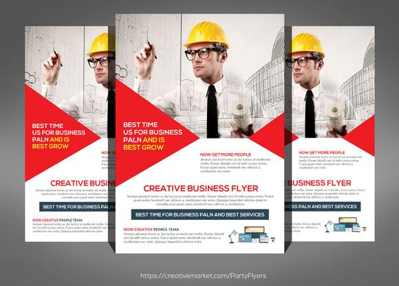 20 Best Flyers Images On Pinterest | Flyer Template, Flyers And