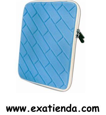 """Ya disponible Funda Approx 7"""" tablet light blue   (por sólo 14.95 € IVA incluído):   - Funda para Tablet 7"""" - Protege de golpes y arañazos. - Material suave y confortable al tacto. - Diseño actual. - Dimensiones: 16 x 21 x 1,5 cm - Peso: 60 g - Material: Nylon - Color: Azul claro  -P/N: APPIPC07LB Garantía de 24 meses.  http://www.exabyteinformatica.com/tienda/2765-funda-approx-7-tablet-light-blue #accesorios #exabyteinformatica"""