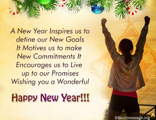 Creative Happy New Year 2017 Messages and Wishes for Friends & Family