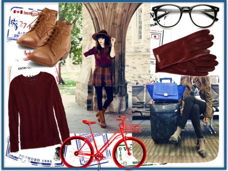 The Traveler style!