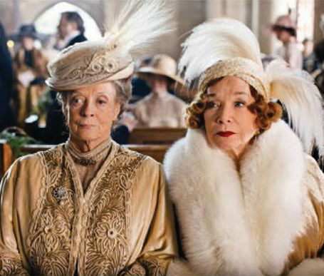 Can hardly wait for the Downton Abby Season 3....Can you imagine...Smith & McLaine will be fabulous!