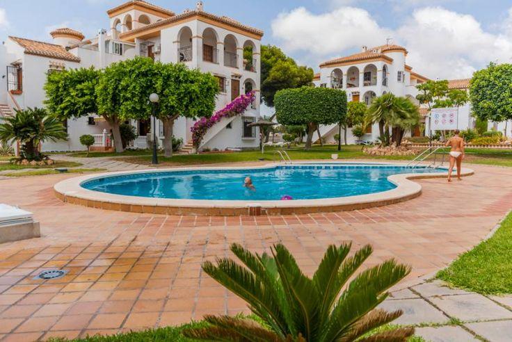 RicaMar Homes Real Estate Costa Blanca   2 Bed 2 Bathrooms Duplex in Playa Flamenca - Orihuela Costa