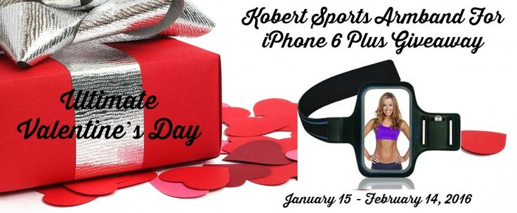 Kobert Sports Armband For iPhone 6 Plus Giveaway 02/14 ~ Tales From A Southern Mom
