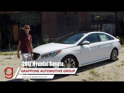 2017 Hyundai Sonata Limited 2.0T | Road Test & Review