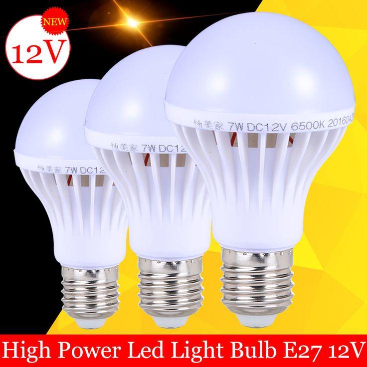 $1.48 (Buy here: https://alitems.com/g/1e8d114494ebda23ff8b16525dc3e8/?i=5&ulp=https%3A%2F%2Fwww.aliexpress.com%2Fitem%2FE27-12V-Led-Light-Bulb-3W-5W-7W-Enery-Saving-Lampada-DC12V-Led-Lamp-E27-9W%2F32795564166.html ) Ampoule Led E27 Light Bulb 3W 5W Enery Saving Lamp Bombillas Led E27 DC 12V 7W 9W 12 Volts Lampada Led E27 12W 15W Outdoor Light for just $1.48