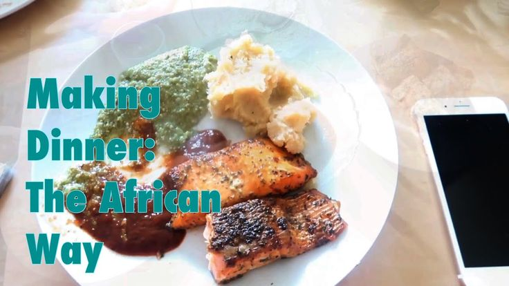 Cooking Dinner; The African Way || Update On Ken