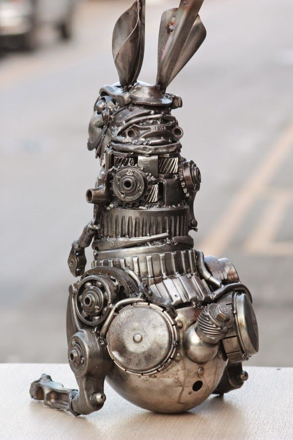 steampunk wire art for - photo #28