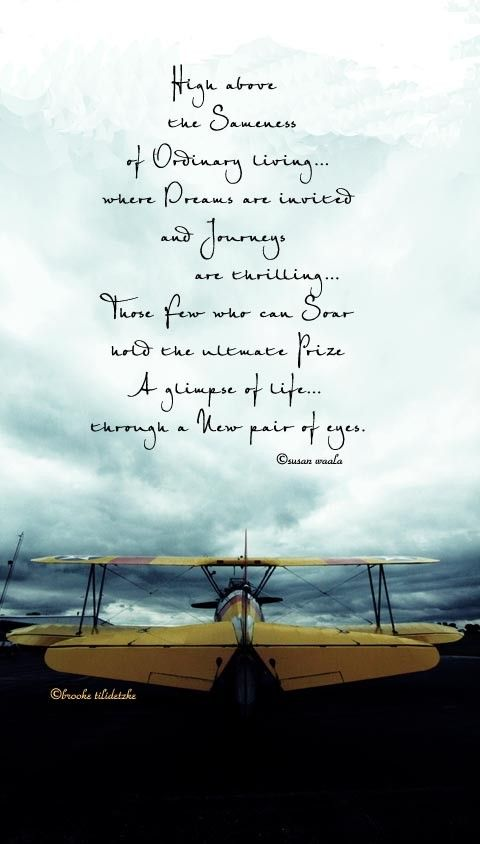 Pilot Writing with Yellow Biplane Photograph by RelativeArt, $20.00
