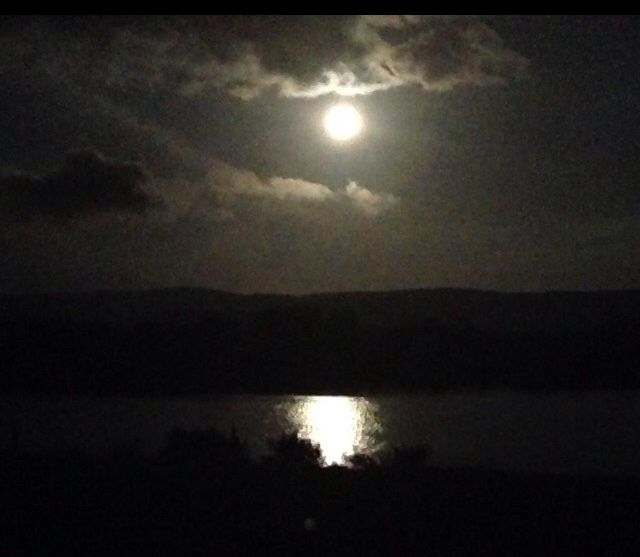 #Moonlightovermayo in #attymass
