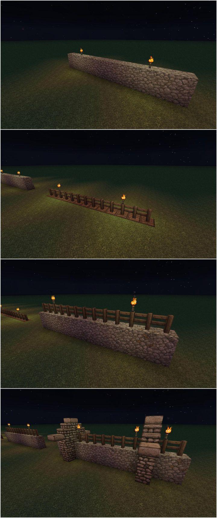 Tutorials/Roof types - Official Minecraft Wiki