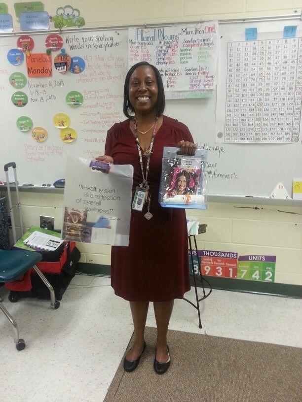 Myrtle Beach Elementary Teacher of the Year Mrs. Melanie Christian!  Congratulations!!!