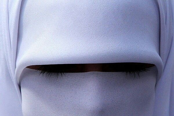 Another niqab favorite of mine