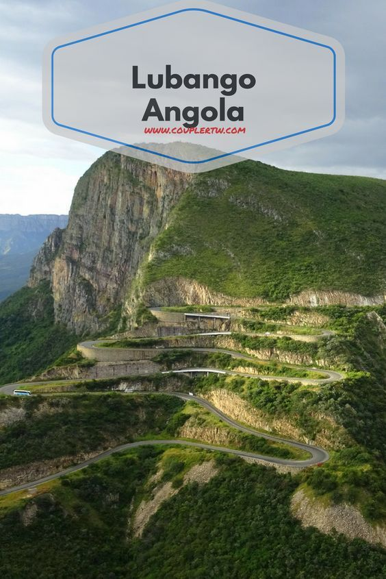 Lubango is the best place to relax in Angola. It is one of the most beautiful places in the world. Visit the Tundavala, Serra da Leba and the Pululukwa...