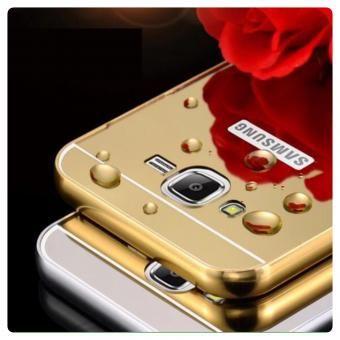 Estuche Bumper Samsung Galaxy J5 2016 Dorado