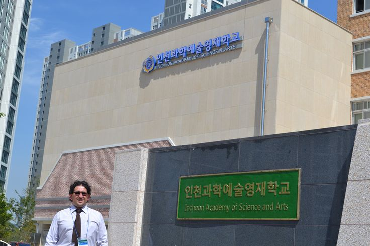 Alberto Morales en Corea, Teaching and Training
