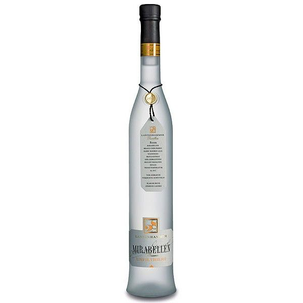 Lantenhammer Mirabellenbrand unfiltriert 42% Vol, 0,5 l