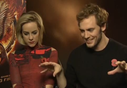 Click here to read about a great prank that Josh Hutcherson pulled on Sam Claflin!