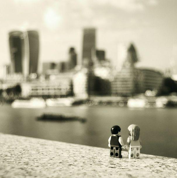 London lego love