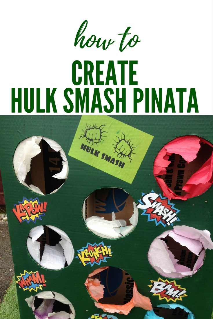 How to create an alternative to the pinata.