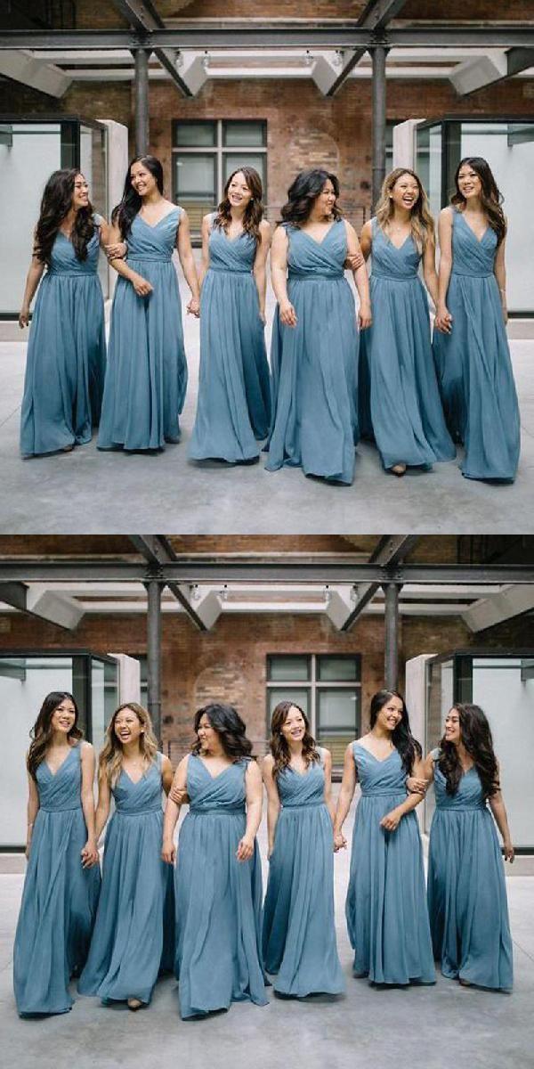 3664ed5c508 Discount Magnificent Bridesmaid Dresses Blue