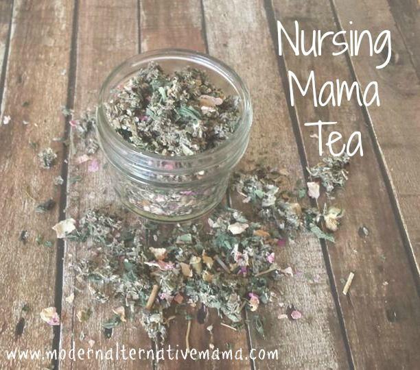 nursing mama tea