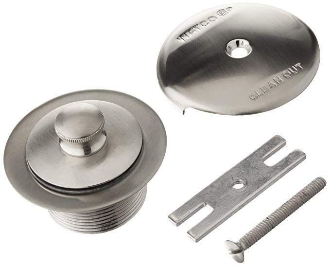 Watco 58290 Bn Lift Turn Trim Kit Brushed Nickel Review Brushed Nickel Kit Bathtub Drain