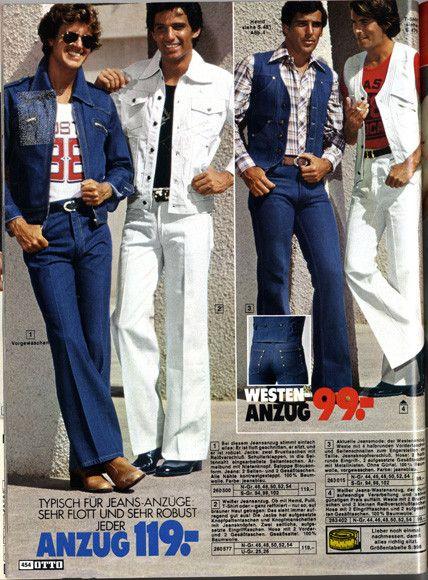 70-luvun miesten pukeutuminen - Google-haku