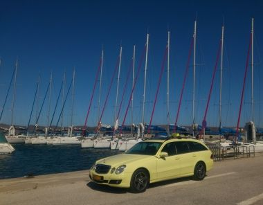 Wagon  Private Transfer from Piraeus Port to Athens airport