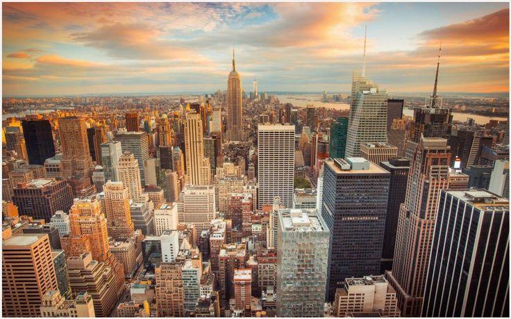 New York Skyscrapers Aerial View City Wallpaper | new york skyscrapers aerial view city wallpaper 1080p, new york skyscrapers aerial view city wallpaper desktop, new york skyscrapers aerial view city wallpaper hd, new york skyscrapers aerial view city wallpaper iphone