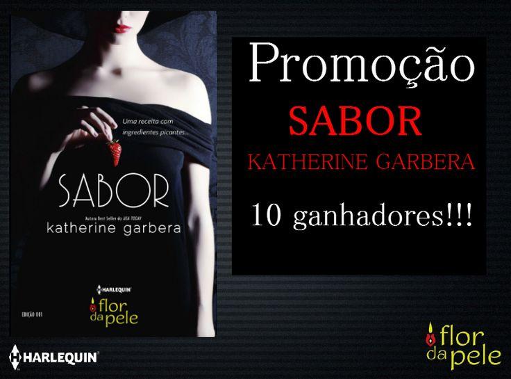 Promoção: Sabor - Katherine Garbera - Viaje na Leitura