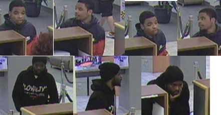LANSING , MI – Lansing Police are asking for help from the public in identifying those pictured who robbed CASE Credit Union.