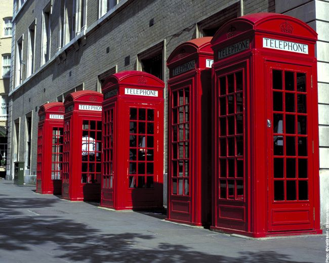 Architect Giles Gilbert Scott designed the British red telephone box and also Battersea Power Station