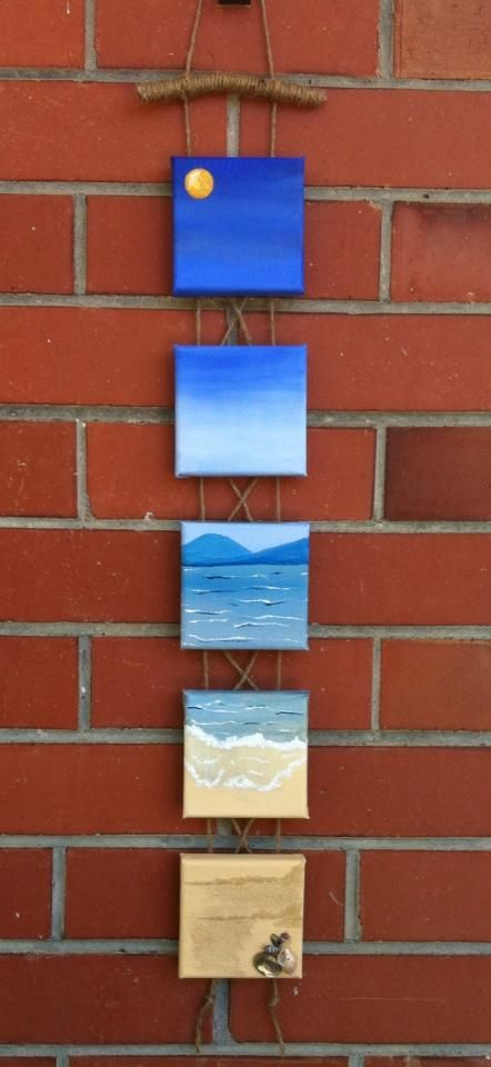 beach wall hanging