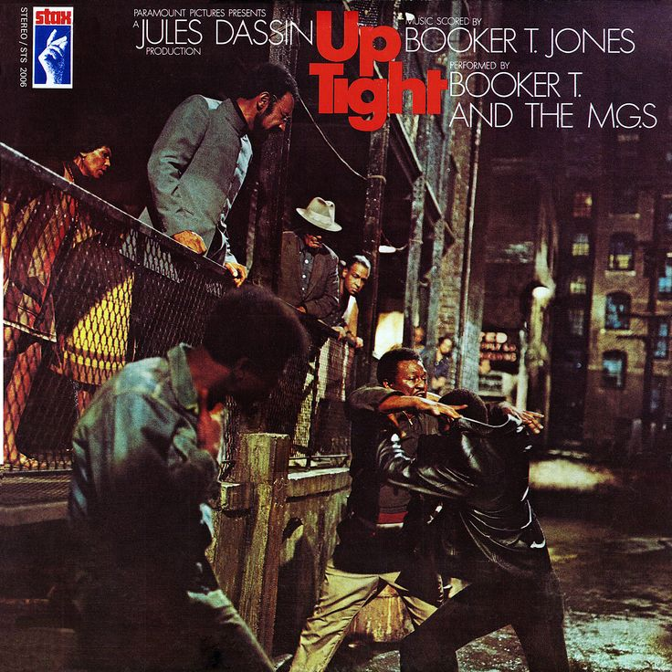 Booker T. & the MGs - Uptight, 1968 | 60's Vynils Vynils Vynils ...
