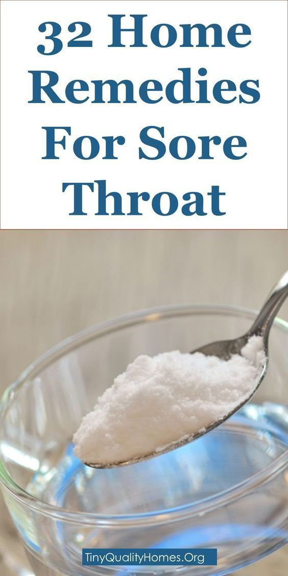 32 Home Remedies For Sore Throat (Pharyngitis): This Guide Shares Insights On Th