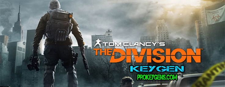 Tom Clancy's The Division CD Key Generator