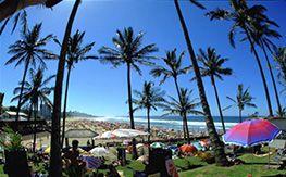 Margate beach in KwaZulu-Natal beach, summer, weather, Margate, climate