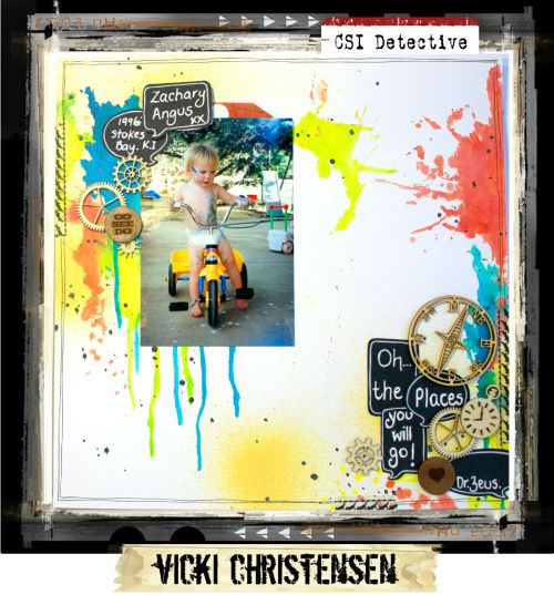 Case File No. 164 {Case closes on May 21, 2015} - CSI: Color, Stories, Inspiration