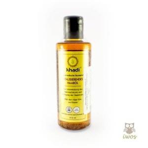 Olejek stymulujący wzrost włosów - Khadi