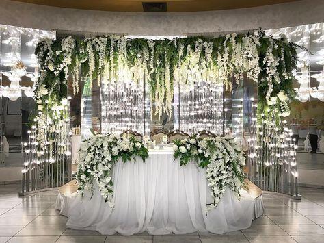 Inspired flowers decor