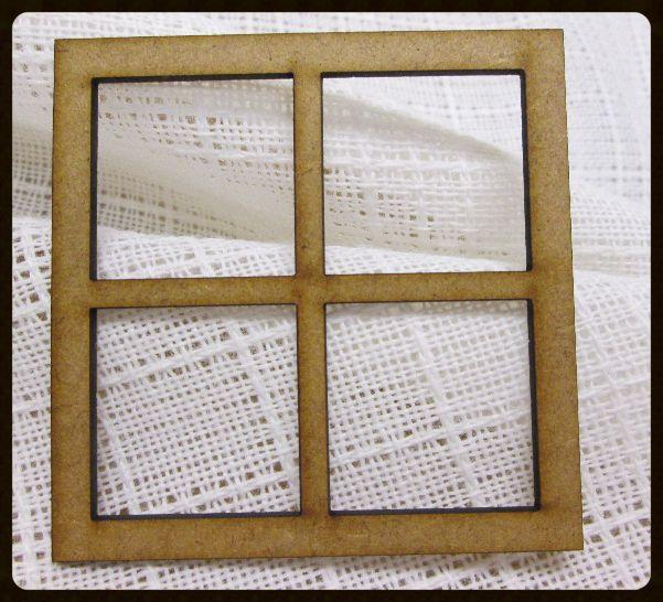 Window frame (simple) 65mm