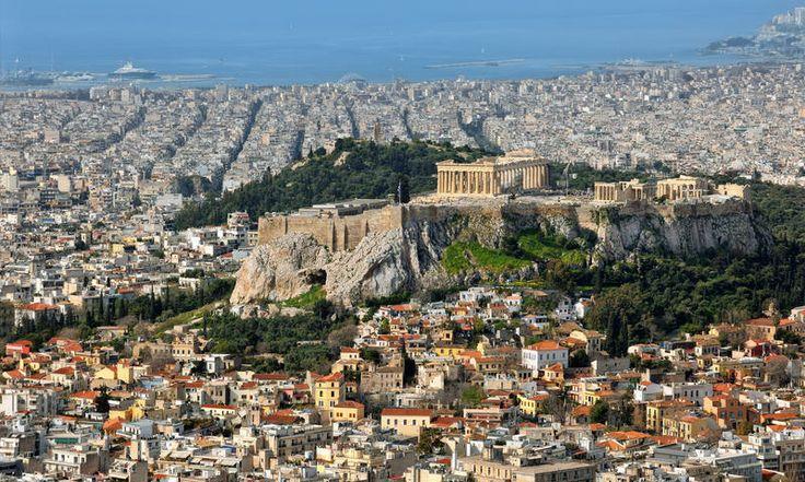 View of Athens. www.secretearth.com/destinations/18-athens