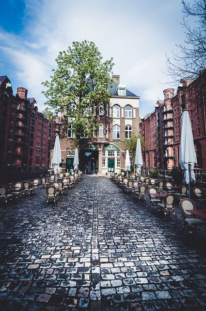 Wasserschloss, Hamburg, Germany