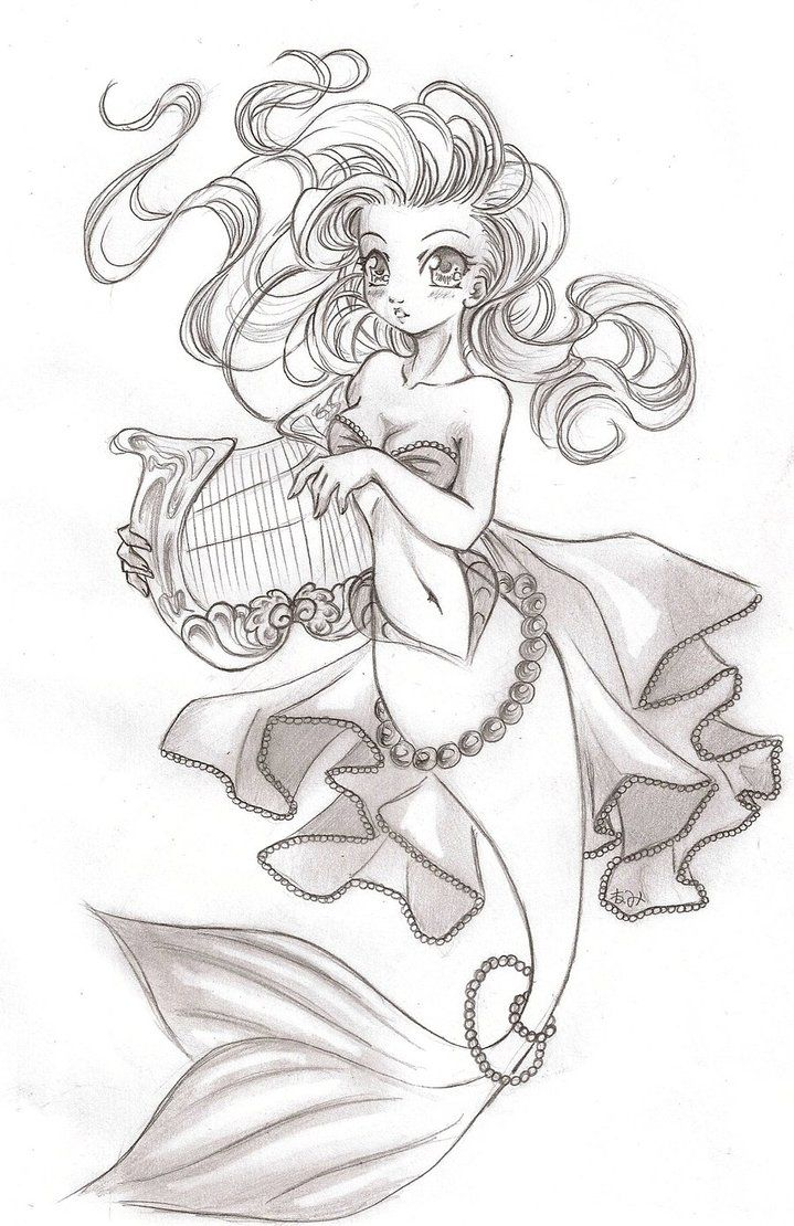 Mermaids song by NeMi09 on DeviantArt