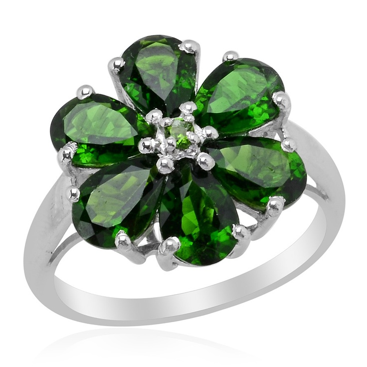 71 Best Russian Diopside Jewelry Images On Pinterest