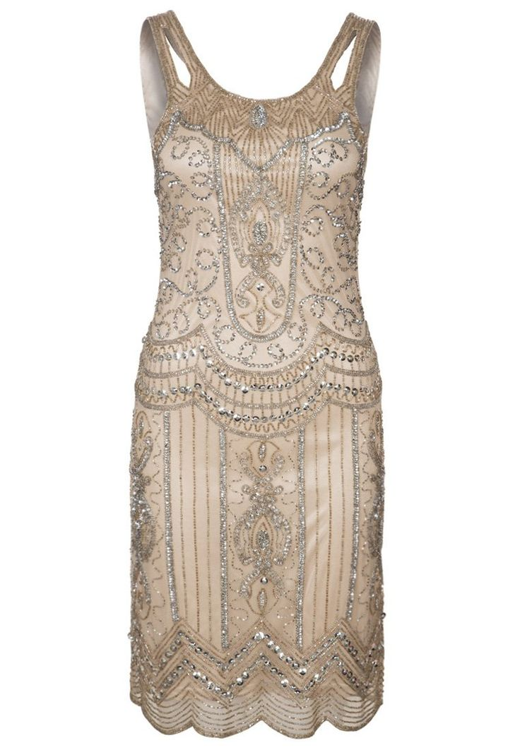 Downton Abbey Flapper Dress, Great Gatsby Dress - Frock and Frill Cocktail dress / Party dress